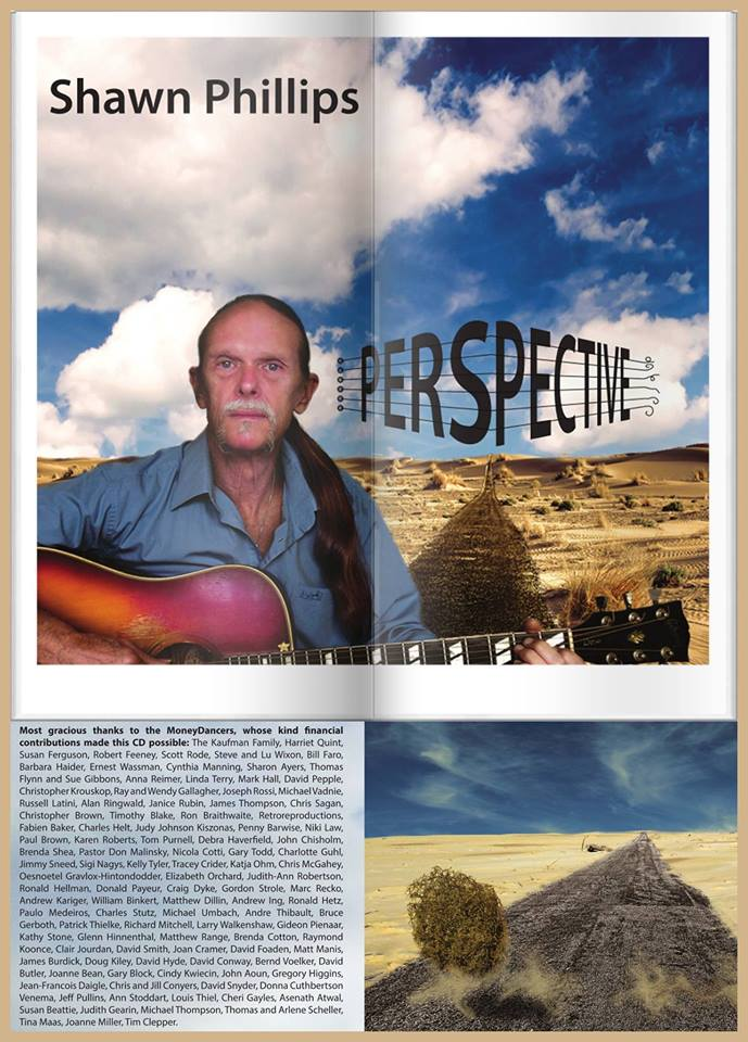 Perspective CD released 2013